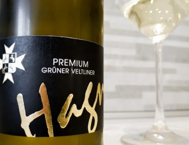 Hagn Premium Gruner Veltliner 2016 белое сухое вино обзор