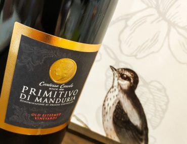 Contessa Carola Primitivo di Manduria обзор вина
