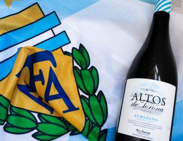 Altos de Torona Albarino 2016 обзор и дегустация