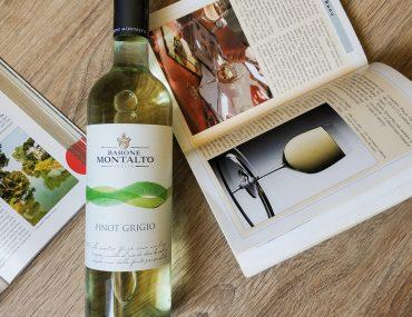 Barone Montalto Pinot Grigio 2017 обзор блога такое вино
