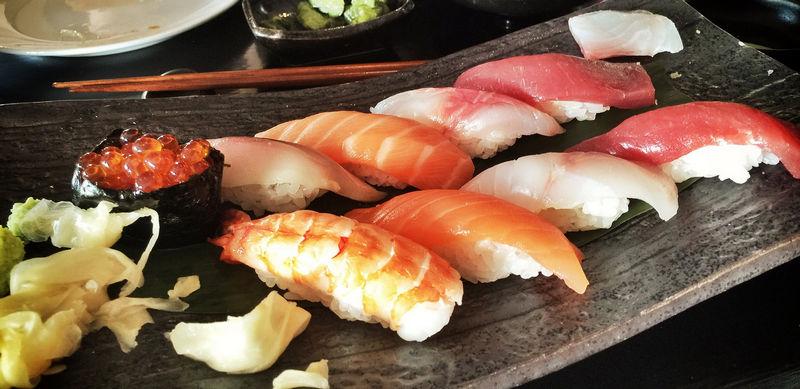 выбор вина к суши