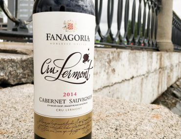 Fanagoria Cru Lermont Каберне-Совиньон 2014 обзор