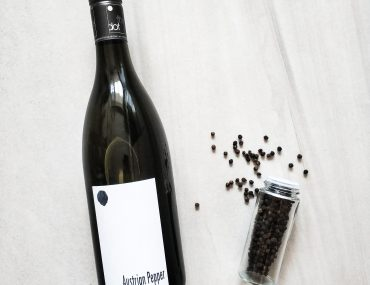 Austrian Pepper Grüner Veltliner 2016 обзор и дегустация вина