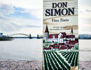 Don Simon Vino Tinto обзор и дегустация