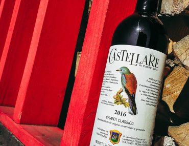 Обзор Castellare di Castellina, Chianti Classico DOCG