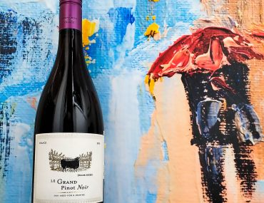Le Grand Noir Pinot Noir 2016 обзор и дегустация