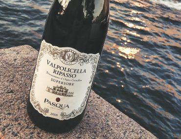 Обзор вина Pasqua Valpolicella Ripasso Superiore
