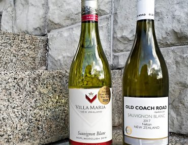Villa Maria Private Bin Sauvignon Blanc 2016 Seifried Estate Old Coach Road Sauvignon Blanc 2017 обзор