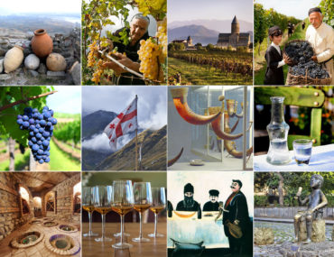 Азбука грузинского виноделия