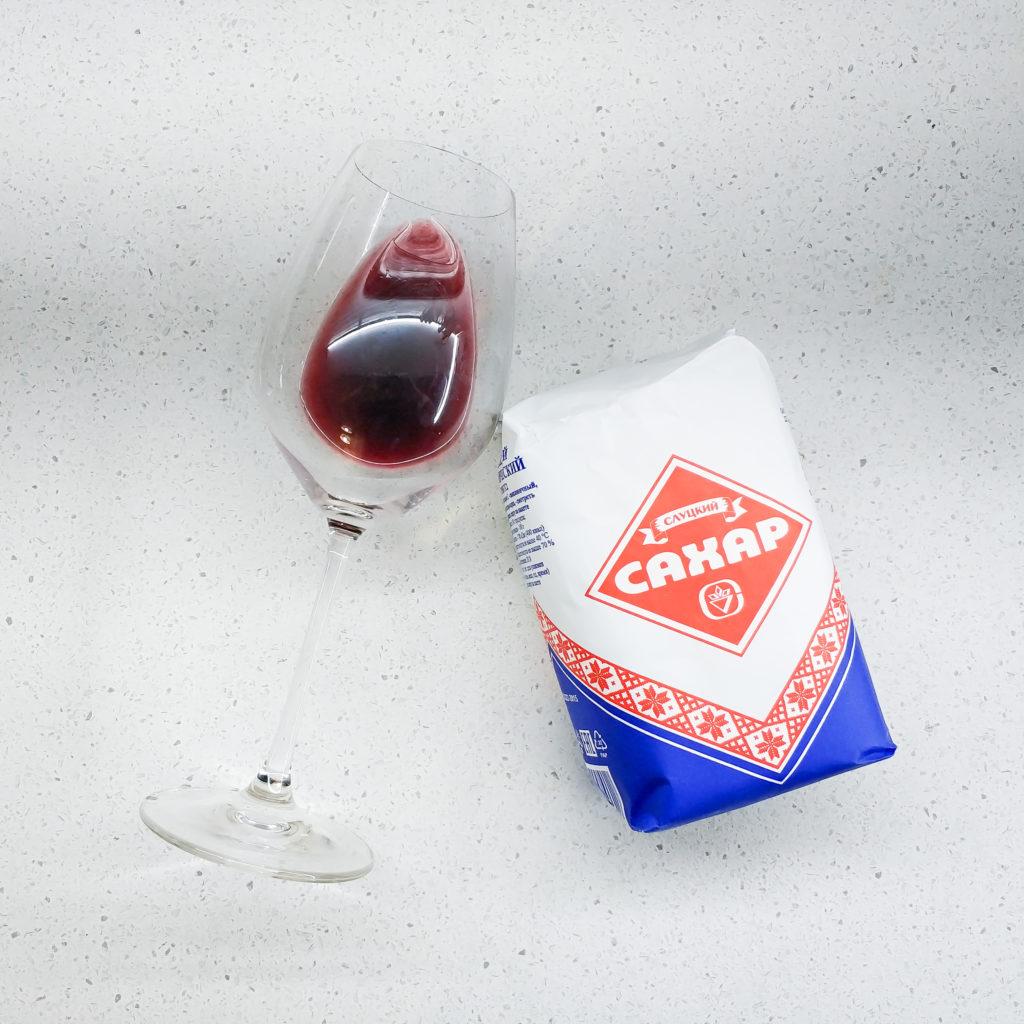 Про сахар в вине. Что такое полусладкое вино?