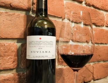 Nuviana Tempranillo/Cabernet Sauvignon 2016 обзор и отзыв