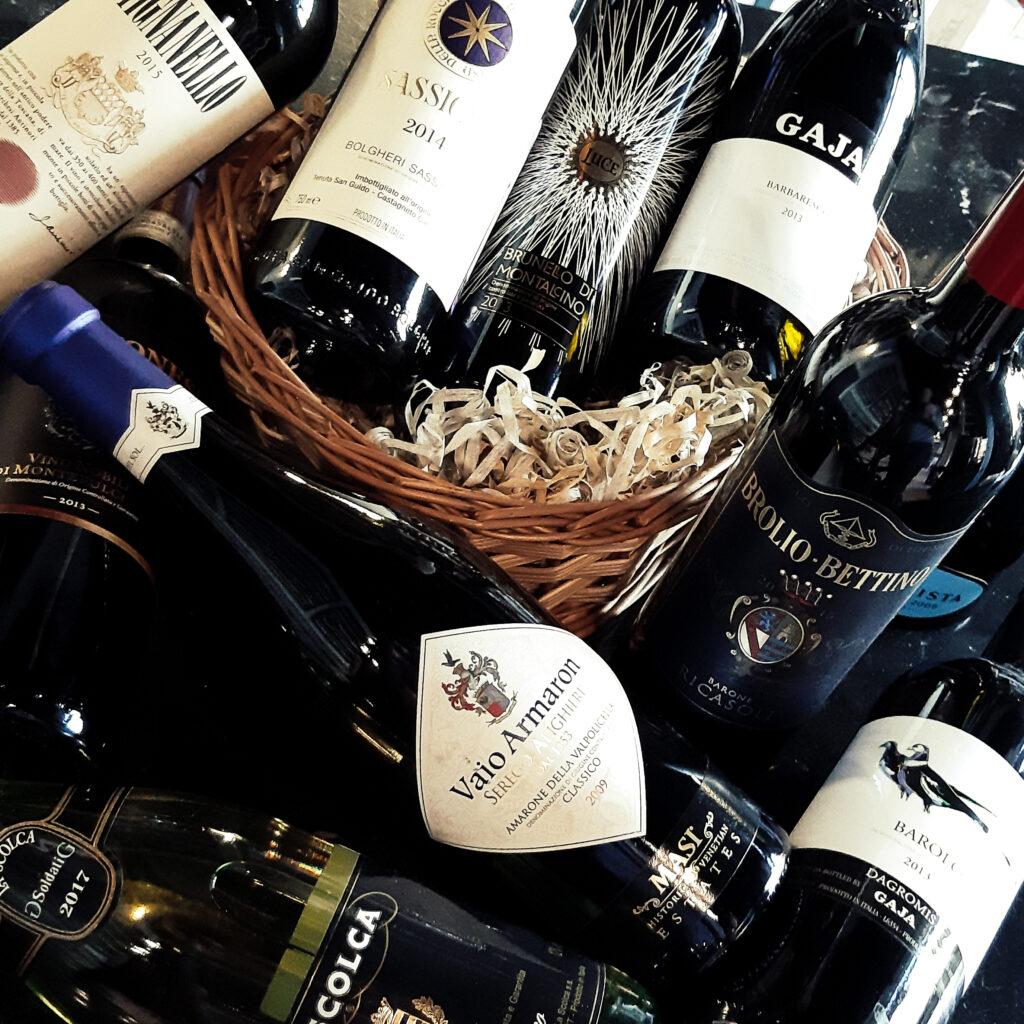 7 лучших итальянских вин