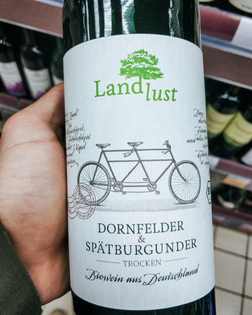 отзыв Land Lust Spätburgunder-Dornfelder Trocken