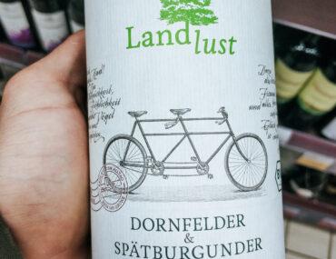 Обзор Land Lust Spätburgunder-Dornfelder Trocken