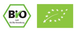 ecológico (Испания), bio (Германия, Франция), biologico (Италия)