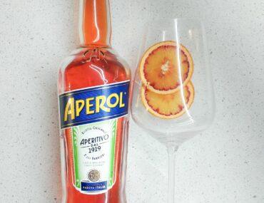 рецепт коктейля апероль дома