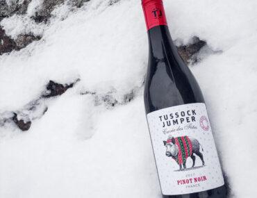 Обзор Tussock Jumper Pinot Noir 2017