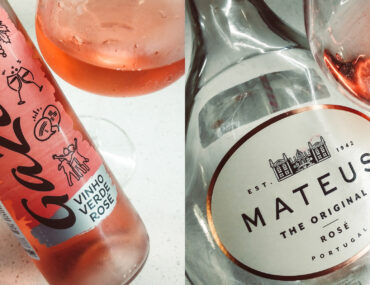 Mateus Rose vs Gazela Vinho Verde Rose