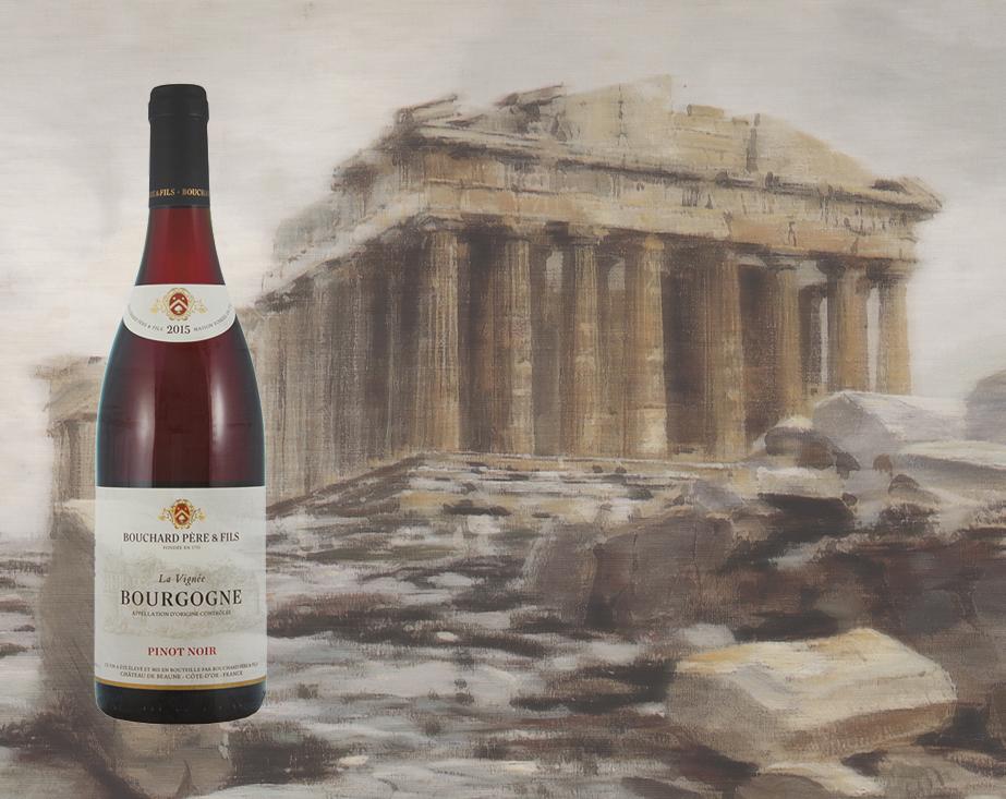 Bourgogne Pinot Noir La Vignee (Франция)