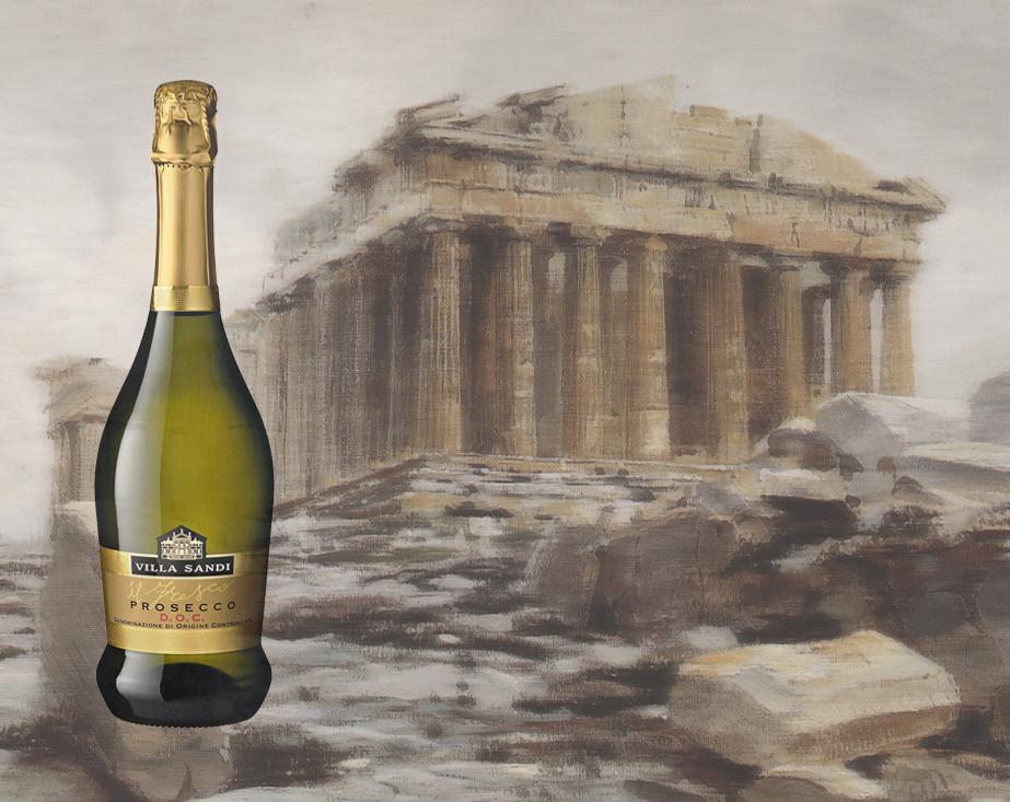 """Villa Sandi """"Il Fresco"""" Prosecco DOC Brut (Италия)"""