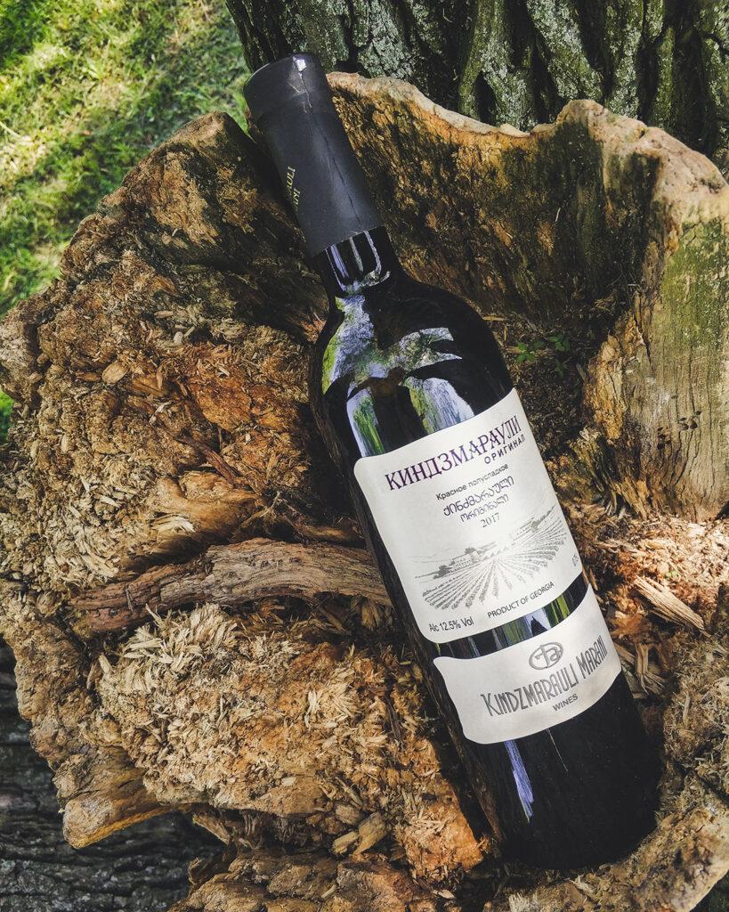 Плюси вина киндзмараули