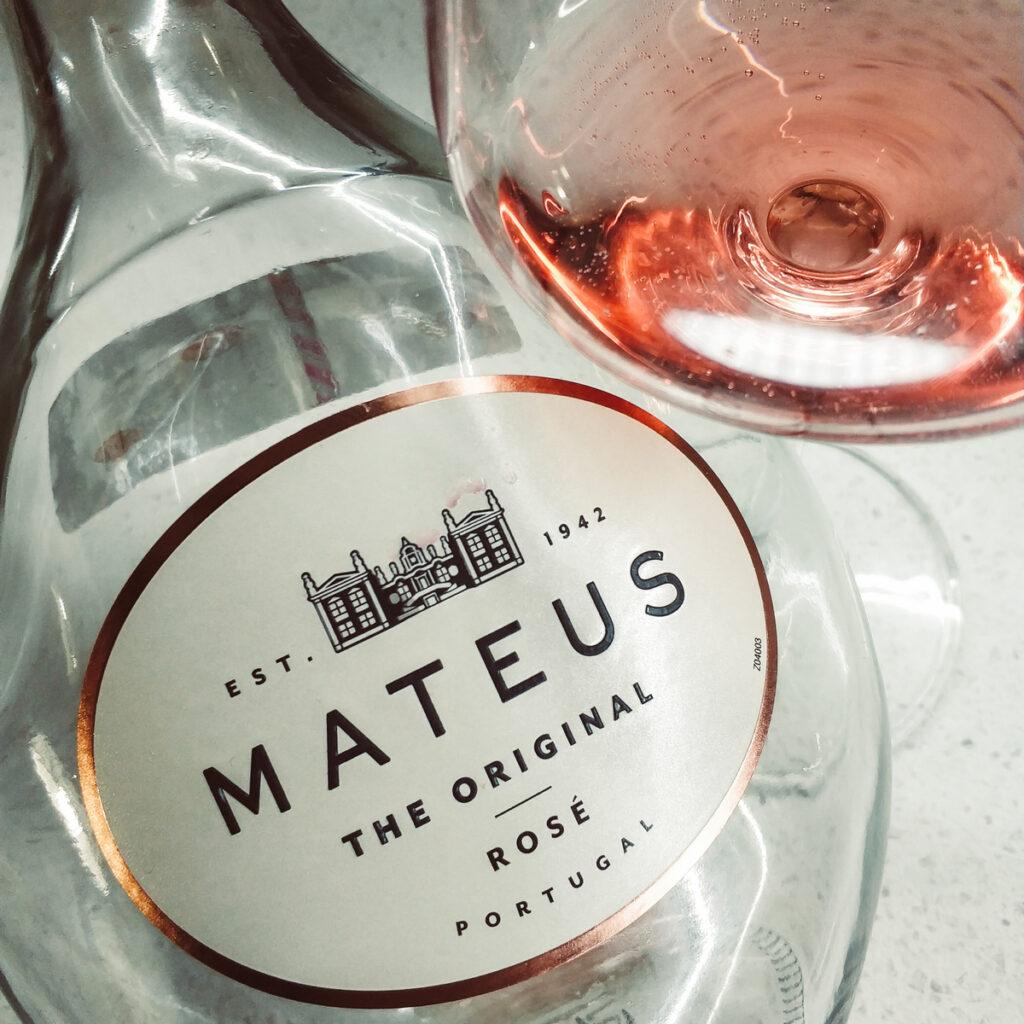 отзыв на mateus вино розовое