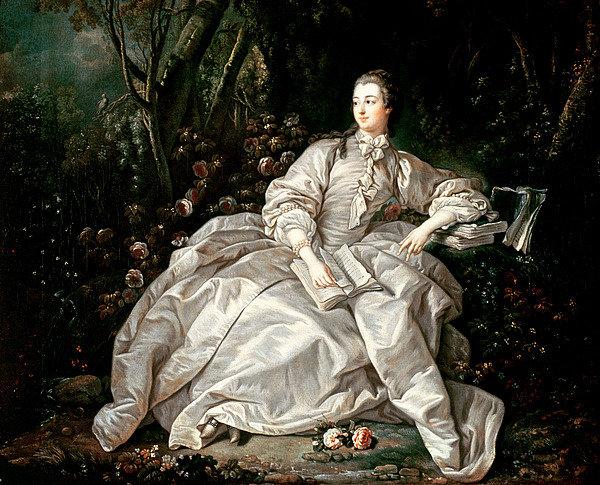 «Шампанское — единственный напиток, который делает женщину красивой после того, как она его выпьет.» — маркиза де Помпаду́р
