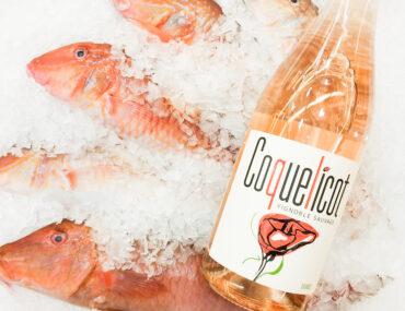 какое выбрать вино к рыбе