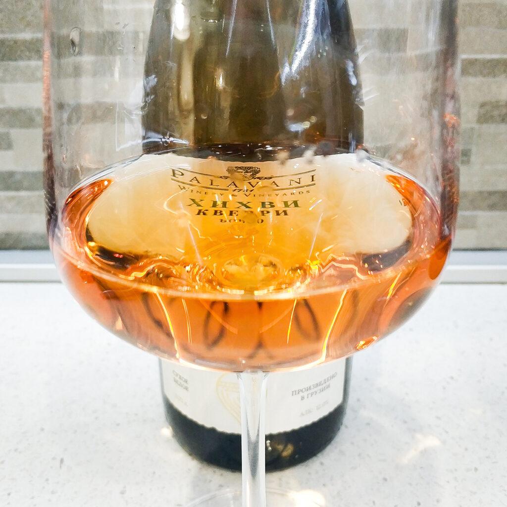 Palavani Хихви Квеври обзор вина