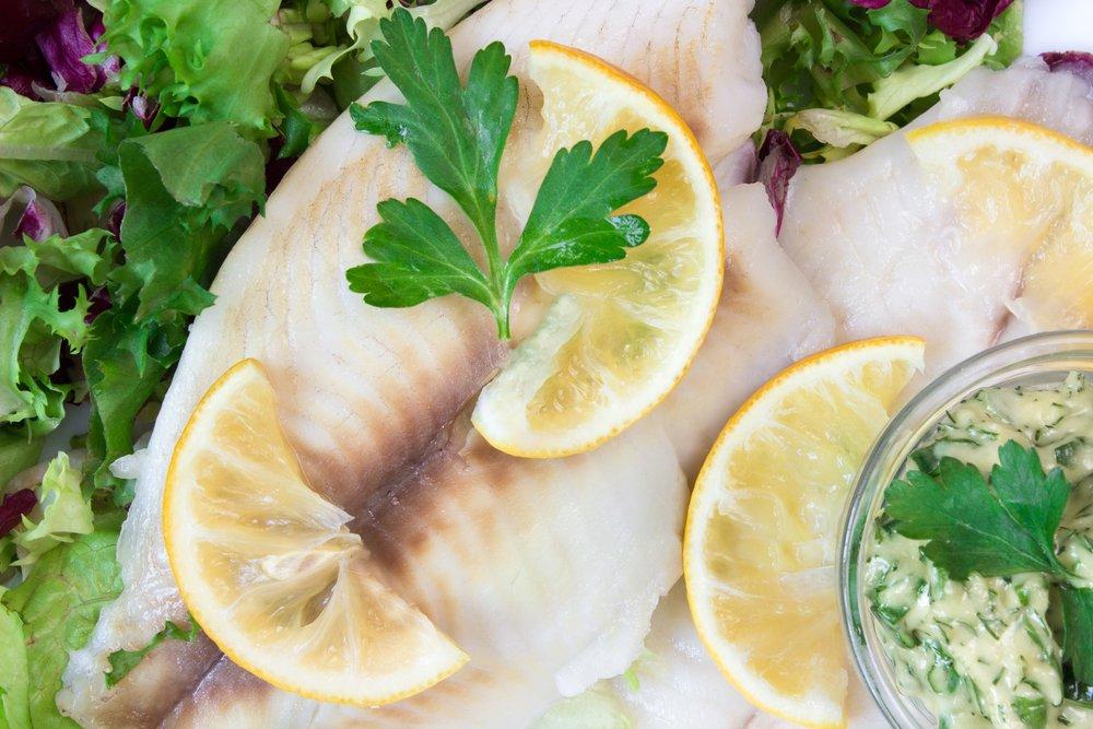 Приправы и соусы к рыбе – сочетание с вином