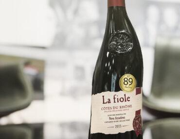 La Fiole Côtes du Rhône 2015 отзыв