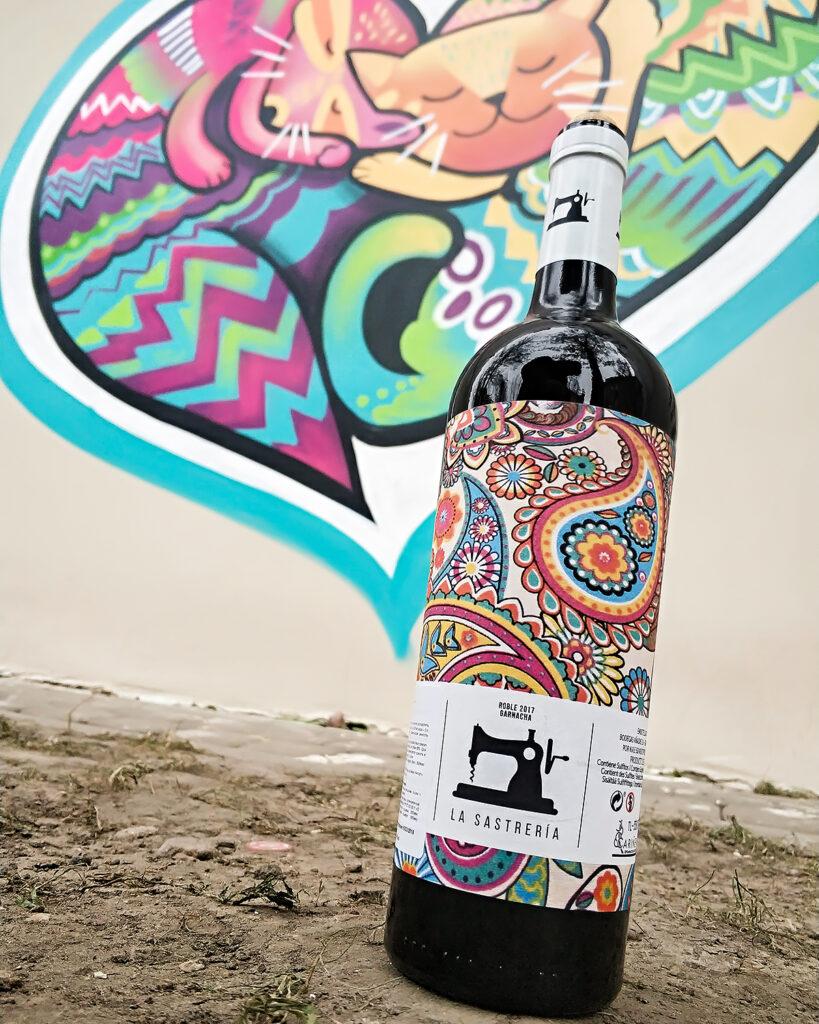 Обзор и отзыв на вино La Sastreria Garnacha 2017 красное полусухое