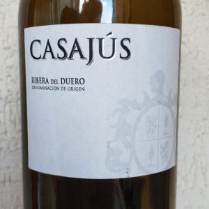 Обзор и отзыв на Casajus Ribera del Duero Barrica, 2014