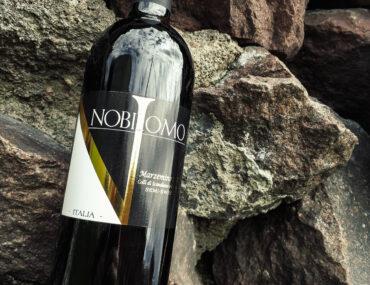 Обзор Nobilomo - полусладкое вино из Италии