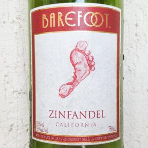 Отзыв на вино Barefoot Zinfandel