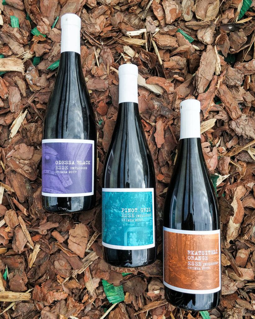 Esse Unplugged - обзор линейки крымских вин