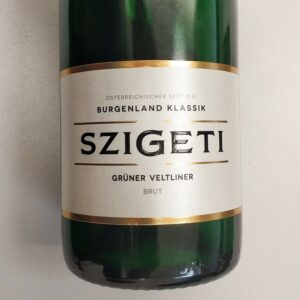 Обзор Szigeti Grüner Veltliner Sekt Brut Klassik