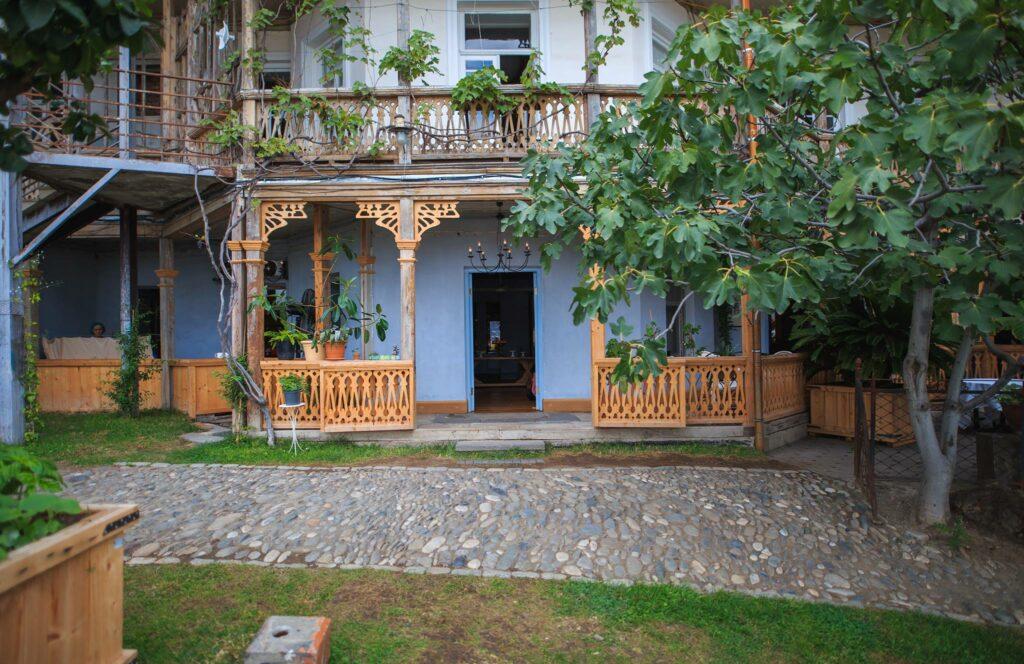 Keto da Kote -  где попить вина и поесть в Тбилиси