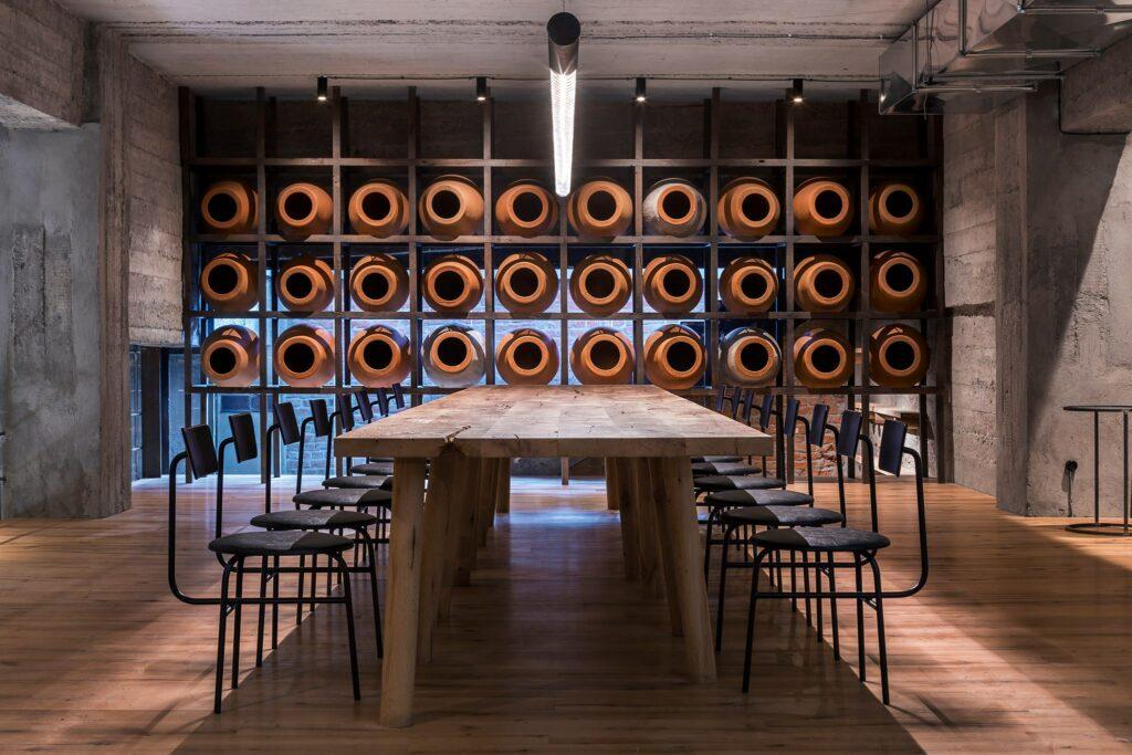Vineria - где попить вина в Тбилиси