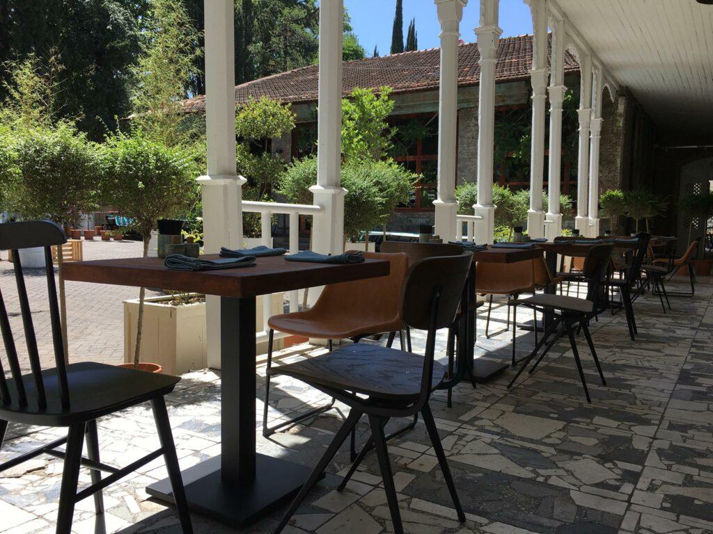 Veriko -  где попить вина и поесть в Тбилиси