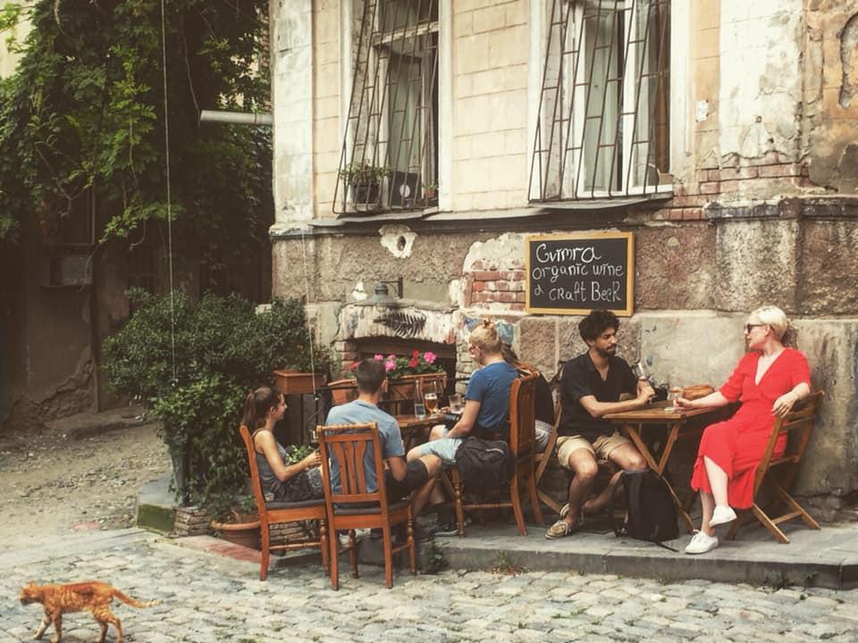 Gvimra - где попить вина в Тбилиси
