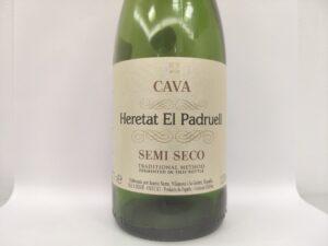Отзыв на каву Heretat El Padruell semi seco