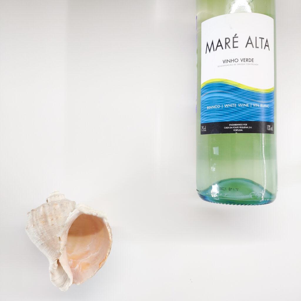 Mare Alta Vinho Verde, белое полусухое обзор