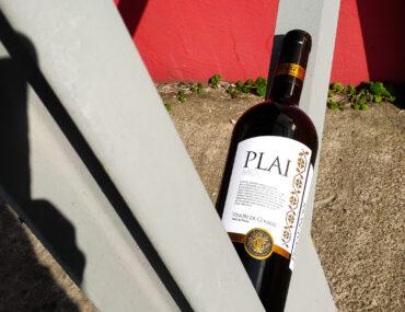 Обзор и отзыв на Вино из Пятерочки PLAI Пино Нуар красное сухое