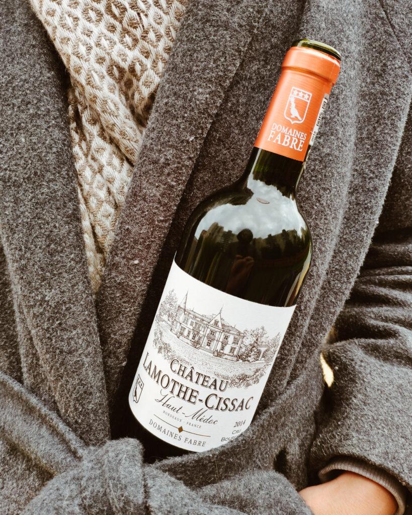 Обзор Вино Château Lamothe-Cissac, 2014