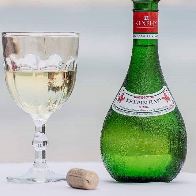 Греческое вино рецина: хит или провал?