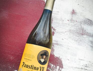 Faustino VII Tempranillo, 2017 обзор и дегустация