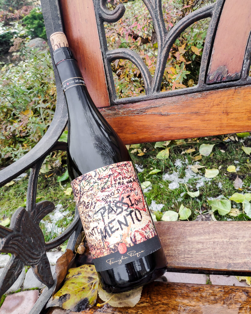 Отзыв на вино Romeo & Juliet Passione Sentimento Veneto IGT Rosso, 2016