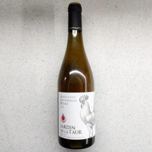 «Jardin de la Taur» Marsanne — Sauvignon Blanc 2018 обзор вина