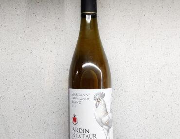 «Jardin de la Taur» Marsanne — Sauvignon Blanc 2018 отзыв на вино